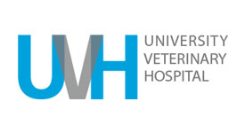 University Veterinary Hospital logo